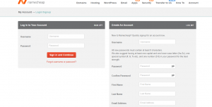how to buy a free domain from NameCheap